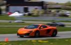 McLaren 650S First Drive