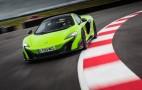McLaren Confirms Spider Version Of Track-Focused 675LT