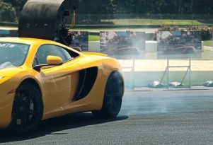 McLaren and Forza Motorsport team up for #ForzaFilmspeed