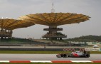 Lewis Hamilton On Pole For Formula 1 Malaysian Grand Prix