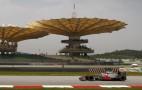 Lewis Hamilton On Pole For Formula 1 Malaysian Grand Prix