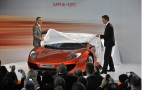 Video: McLaren Automotive MP4-12C, Brand Launch Presentation
