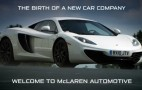 The Vision Of McLaren Automotive: Video