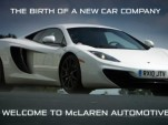 McLaren Automotive presents its vision