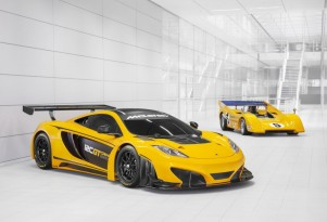McLaren Can-Am race cars - past and present