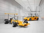 McLaren celebrates 50 years in 2013 - image: McLaren
