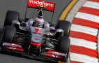 Button Edges Past Vettel On Final Lap Of Formula 1 Canadian Grand Prix