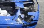 Sacrilege: McLaren F1 Crashes On German Autobahn
