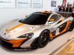 McLaren P1 GTR at the 2014 Pebble Beach Concours d'Elegance (Image via CarNinja)