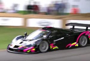 McLaren F1 GTR Longtail at Goodwood