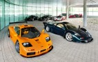 McLaren Celebrates 20th Anniversary Of F1 Supercar