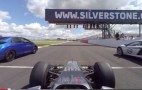 McLaren Formula Car Takes On A Honda Civic And 650S: 360-Degree Video