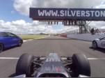 McLaren Formula One car versus Honda Civic and 650S