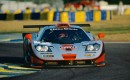 McLaren Le Mans hertiage race cars
