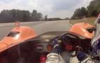 Jim Pace Rips McLaren M6B Around Road America: Video