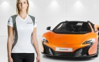 More McLaren Merchandise At Goodwood