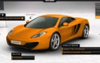 Build Your Own McLaren MP4-12C With New Configurator