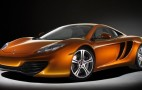 McLaren MP4-12C Supercar Revealed