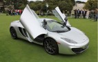 Pebble 2010: McLaren MP4-12C Live Images
