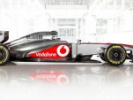 McLaren MP4-28 2013 Formula One race car