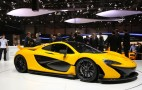 McLaren P1 Live Photos And Video From 2013 Geneva Motor Show