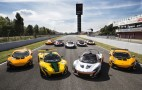 Exclusive McLaren P1 GTR Driver Program Gets Underway