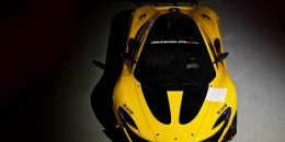 McLaren P1 GTR for sale in Denmark.