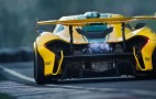 Road-Going Version Of Insane McLaren P1 GTR In The Works