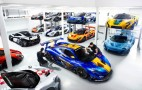 Go Inside The Workshop Where McLaren P1 GTRs Are Kept And Maintained