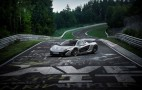 McLaren P1 Takes On The Nürburgring-Nordschleife, Goes Sub-7-Minutes: Video + New Photos