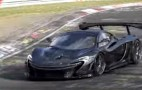 McLaren P1 LM storms 'Ring, might set record for street-legal cars