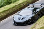 986-horsepower McLaren P1 LM headed to Nürburgring