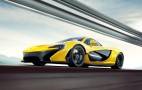 McLaren P1 Production Model, Full Specs Revealed