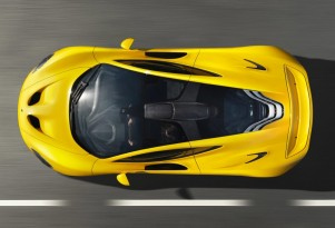 McLaren P1 Hybrid Supercar: Production Version Revealed