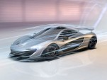 McLaren P1 interactive experience