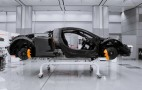 McLaren developing next-generation carbon tub and powertrain