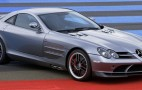 McLaren SLR 722 GTR spotted, now 300kg lighter