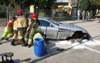 Drunk Millionaire Crashes McLaren SLR Supercar, Proceeds To Drive