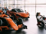 McLaren Worlds Fastest Gamer competition