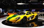 McLaren P1 GTR: Live Photos And Video From Geneva