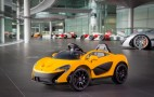 McLaren and Mercedes-AMG reveal new...toys
