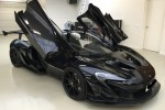 Here's your chance to buy a street-legal McLaren P1 GTR