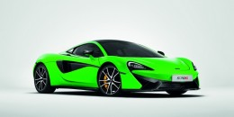 McLaren Sports Series accessories