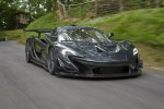 McLaren P1 LM sets new street-legal Nürburgring record