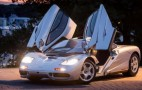 The first US street-legal McLaren F1 is for sale