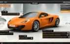 McLaren Launches Configurator For MP4-12C Spider