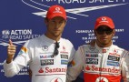McLaren On Front Row After Formula 1 Italian Grand Prix Qualifying