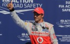 McLaren's Jenson Button Qualifies On Pole For Belgian Grand Prix