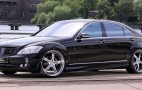 MEC Design adds sporty touch to the Mercedes Benz S-Class