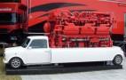 MINI Gets Cummins V-18 Turbocharged Engine